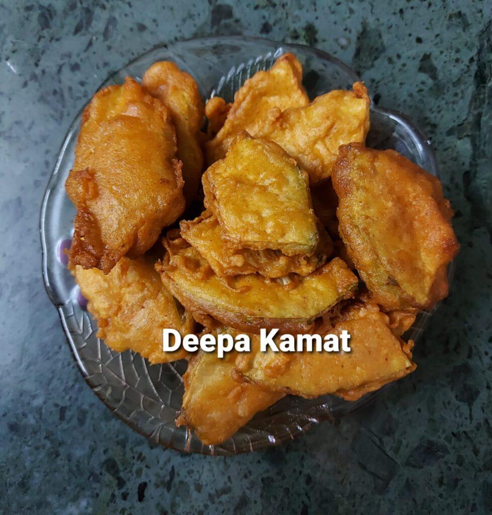 Nirphansa Bhajji Recipe