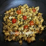 this dish is called methi paneer